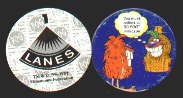 Avimage 1995 The World Pog Federation POG Série 1 N°70